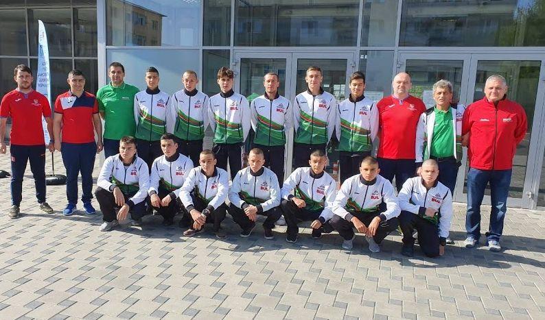 Беларус – България 11:9 на турнира за U17 във Фокшани