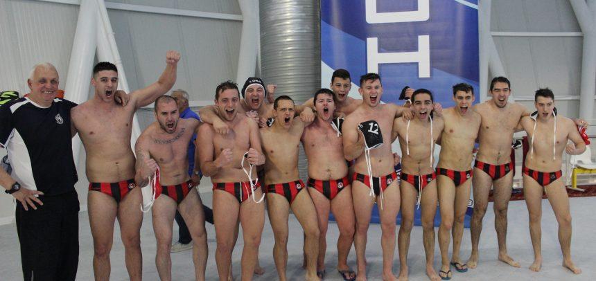 Локомотив НН с трета поредна титла при мъжете