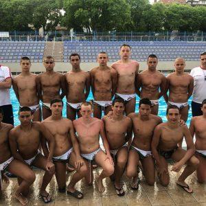 Приключи лагерът на националния отбор за юноши U15 във Варна