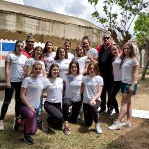 Девойките U17 с ценна победа – 15-8 срещу Олимпиакос