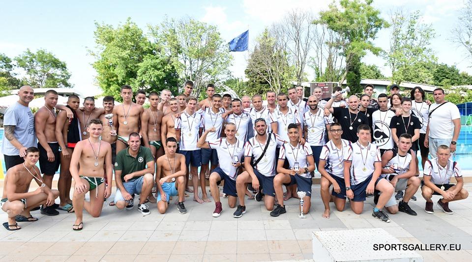 Групите за Квалификация №1 за юноши U17, Сезон 2019/2020
