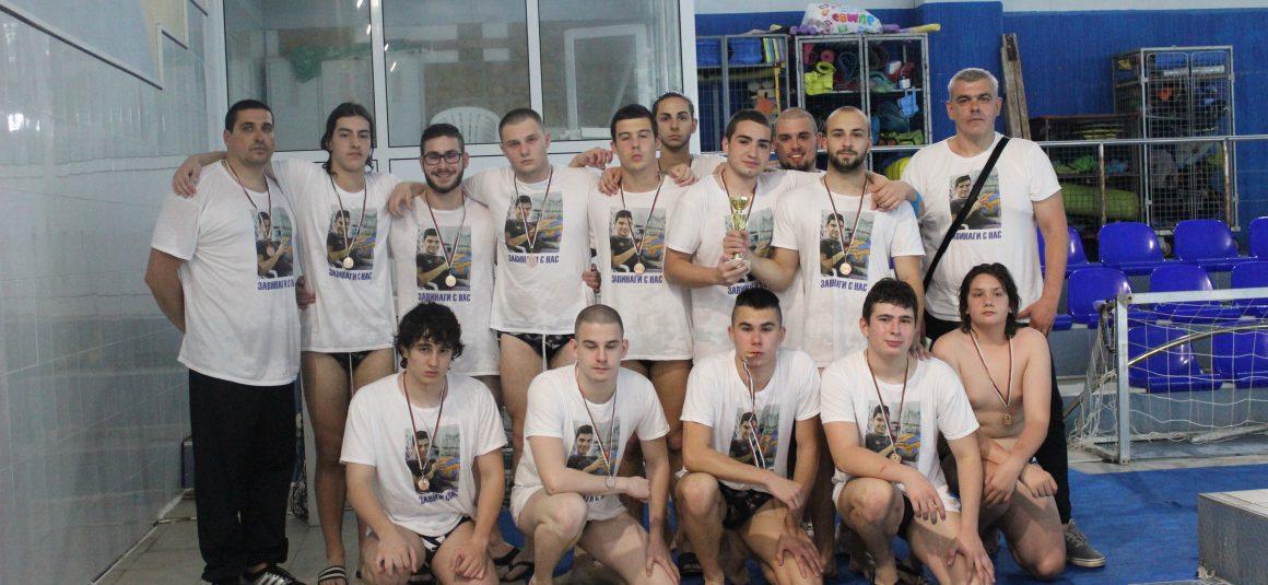 Суперфиналът при U19 под знака на раздялата с Мартин Киров