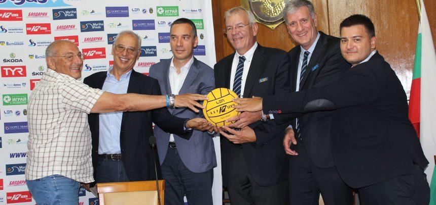 Димитър Николов: България се завръща на европейската карта на водната топка