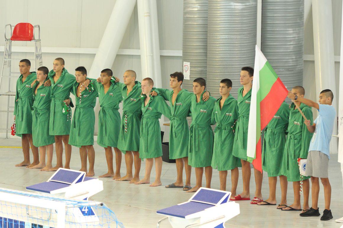 Състави на националните отбори мъже и жени U17 за лагера в Камчия
