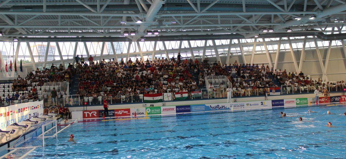 Полуфиналите: Унгария – Италия и Гърция – Черна гора