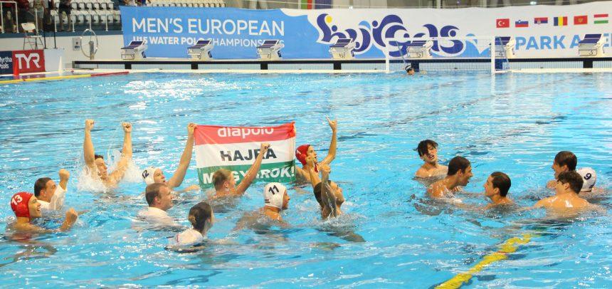 Унгария шампион!