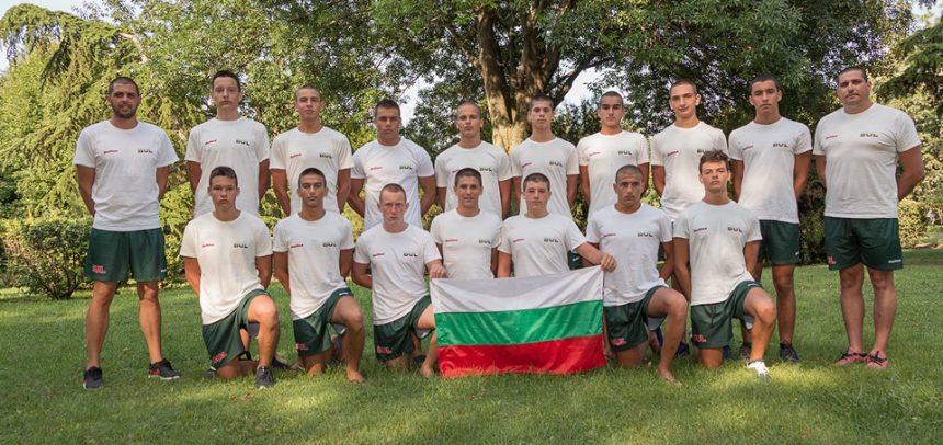 8 мача в първия ден на европейското Бургас 2019