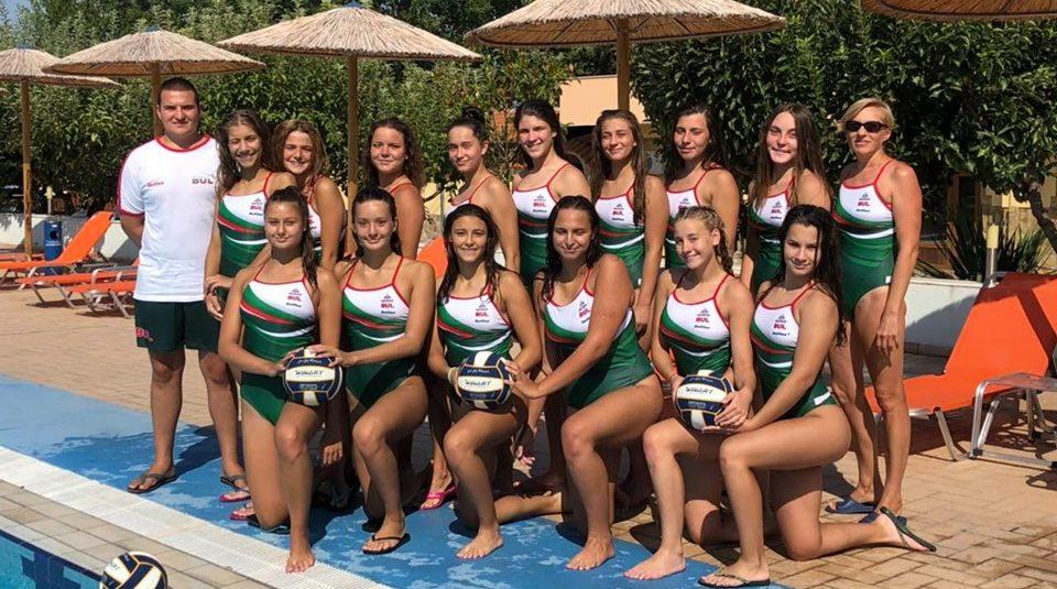 Съставът на националния отбор за девойки U17 за европейското първенство във Волос