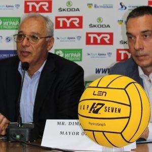 Петър Петров пред BGswim.com: Водната топка се нуждае от съдействието на плуването (II част)