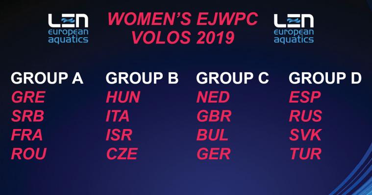 Първият мач на девойките U17 на европейското във Волос е срещу Холандия