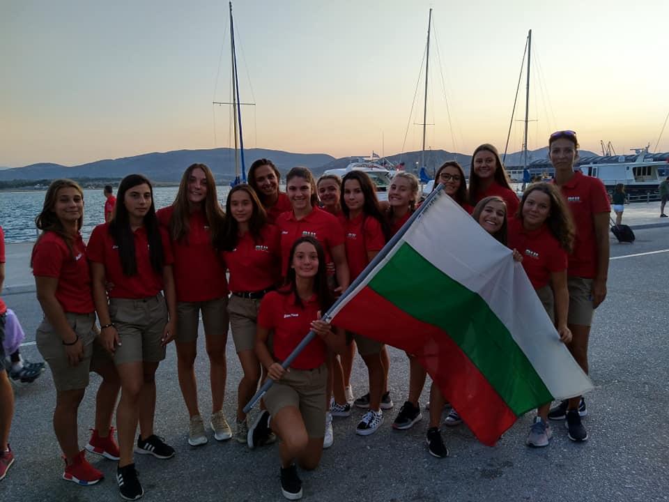 Девойките U17 са 15-и в Европа на шампионата във Волос