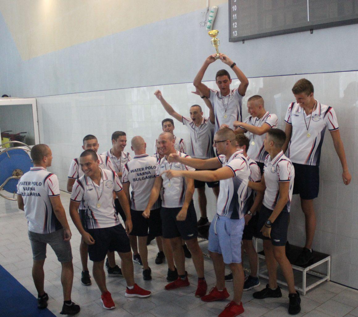 Стартират мачовете от шампионата за юноши старша U19