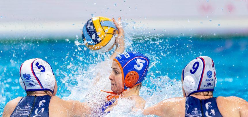 Рускините изхвърлиха европейските шампионки от Нидерландия с дузпи