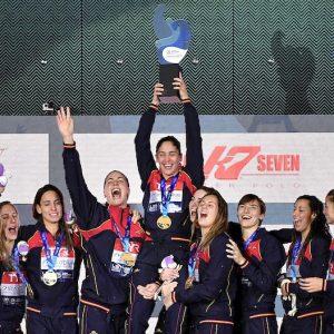 Женският отбор на Испания триумфира с втора европейска титла