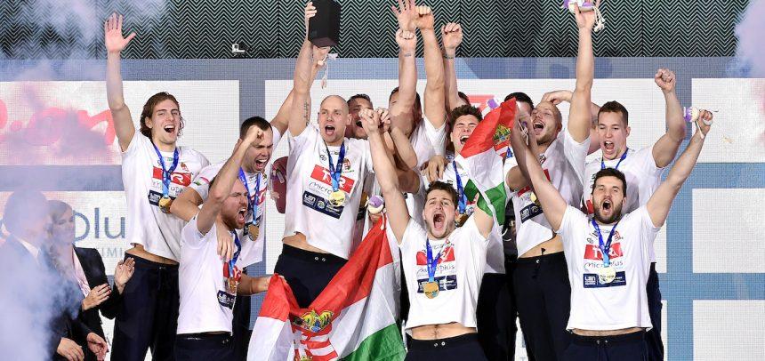 Дузпи качиха Унгария на европейския връх след 21-годишно чакане
