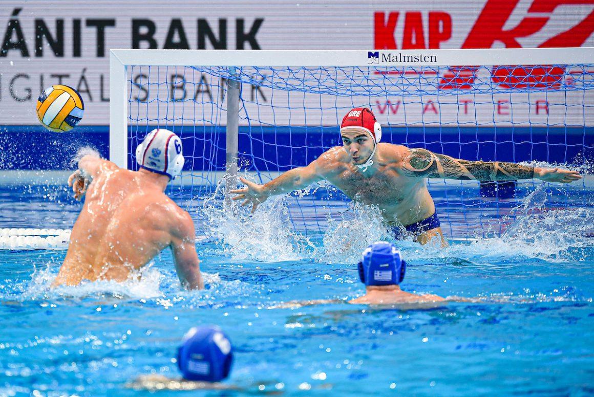 Актуалните правила на FINA на играта водна топка