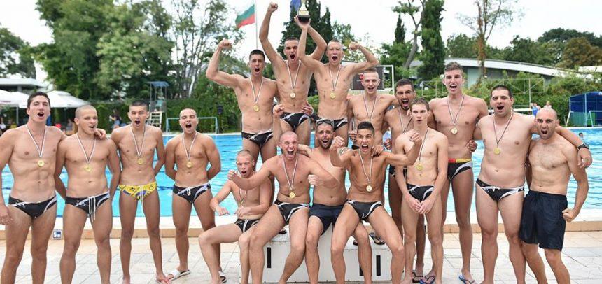 КПС Варна с първа титла при мъжете