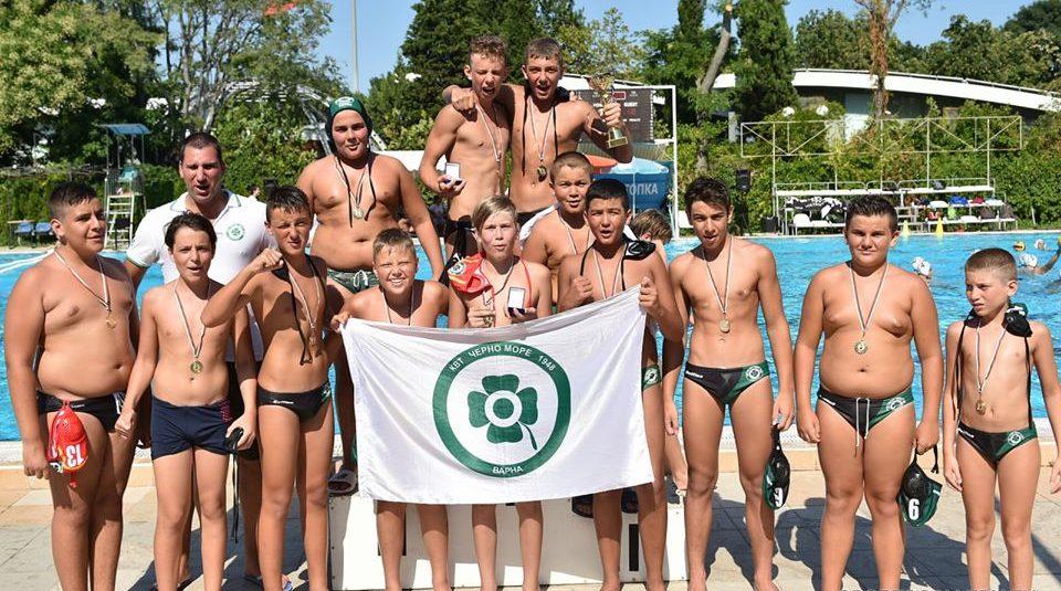 За втори път Черно море 1948 шампион при децата U13