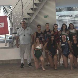 Девойките U17 срещу Италия, Унгария и Словакия на европейското в Шибеник
