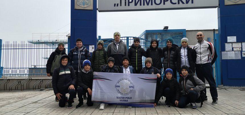 КПС Варна спечели финала на Топ 6 при 13-годишните