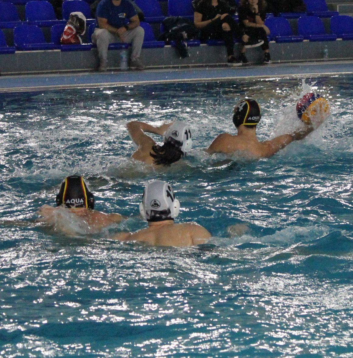 Черно море и Аква Спорт допълниха Топ 4 в старшата възраст