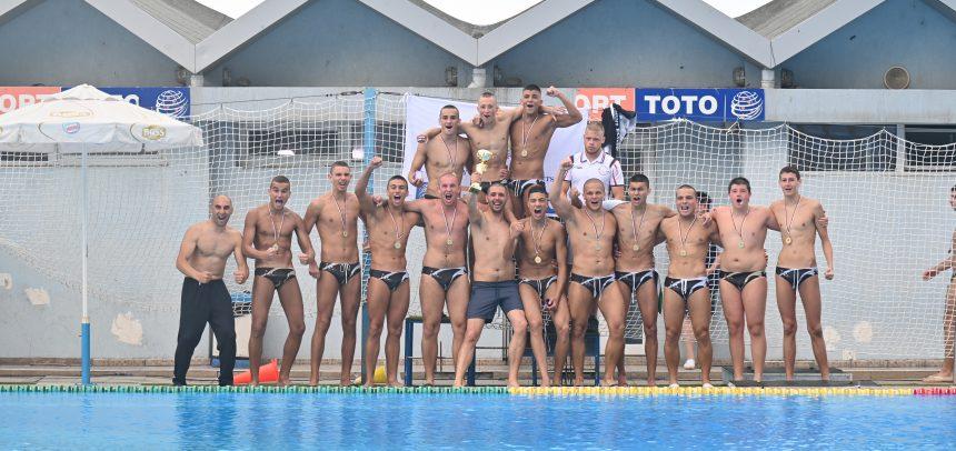 КПС Варна вдигна трета поредна титла на U19