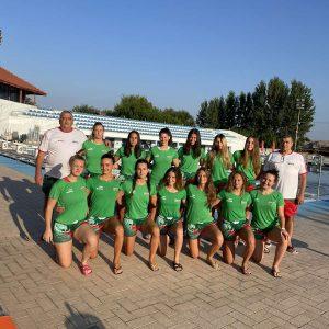 Девойките 16-и на европейското в Шибеник