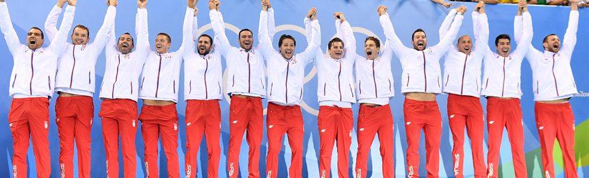 Сърбия превзе втора олимпийска титла